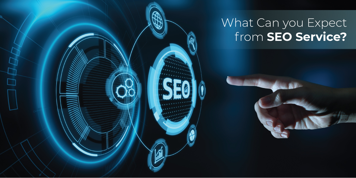 What Can you Expect from SEO Service